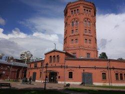 Vselennaya Vody Museum Complex