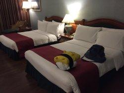 Quiet hotel