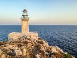 Akrotiri Tenaro Lighthouse