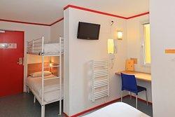 Chambre familiale / Quad Room