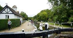 Denham Lock Canalside