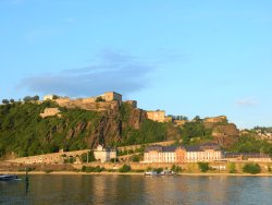 Ehrenbreitstein Fortress