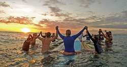 Paddle out for Gratitude