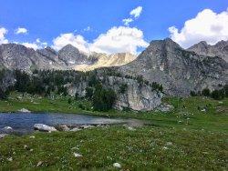 Beehive Basin Trail