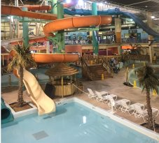 H2Oasis Indoor Waterpark