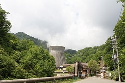 Matsukawa Geothermal Energy Plant
