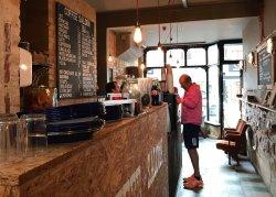 Coffee Saloon