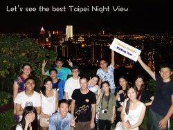 Homey Hostel -Taipei Elephant Mountain Hiking Free Tour