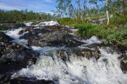 Tsahkal Falls