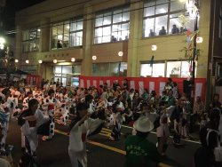Noda Summer Festival Odori Tanabata