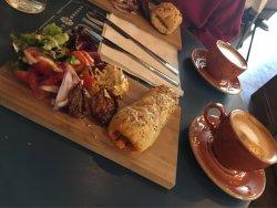 The Craic'd Pot Coffee House