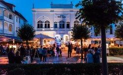 Villa Salve, Restaurant