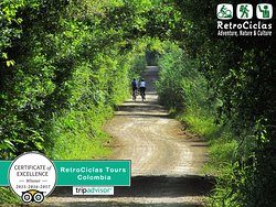 RetroCiclas MTB Tours Colombia