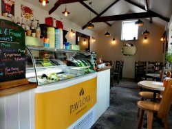 Pavlova Coffee and Gelato