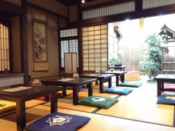 Tourism Event Hall Ryomaden Bakumatsu Shishi Shachu