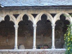 Monastir del Camp, Passa (Pyrénées-Orientales, Occitanie), France.