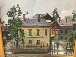 Deineki Art Gallery Exhibit Hall
