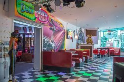 Rock Diner and Aces