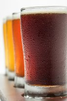 A great place for local craft beer. Try the Hideaway '57 Ale, made by Marshall Brewing Co.