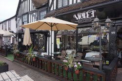 Violet Bar and Grill