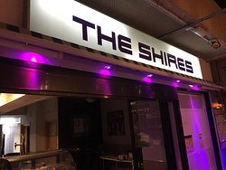The Shires Cafe Bar