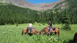 The Trail Riders of the Canadian Rockies