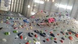 Peak Experiences - Indoor Rock Climbing