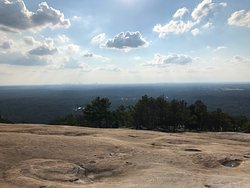 Stone Mountain Welcome Center