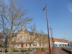 Veenkoloniaal Museum is participant van cultuurcentrum vanBeresteyn, Ingang via cultuurcentrum,