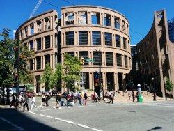 图书馆广场