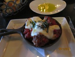 meatballs for an appetizer. Great flavor and a pan full.