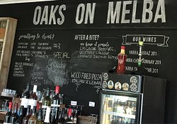 OAKS ON MELBA