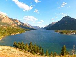 Waterton Lake National Park