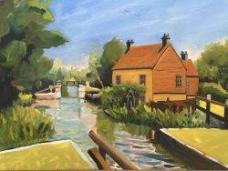 Walsham Lock and Weir