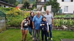 פריצי המקסים בתמונה משפחתית איתנו