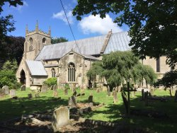 St Mary the Virgin Church , Weston by Welland