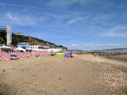 Shanklin Beach