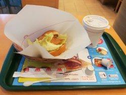 【モスMillenia Walk】ハンバーガー