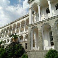 Abandoned Sanatorium Gruziya
