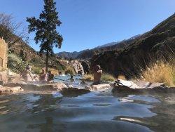 Termas Cacheuta - Terma Spa Full Day