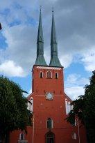 Niet te missen, Kathedraal in Växjö