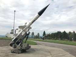 Bloodhound Missile Station