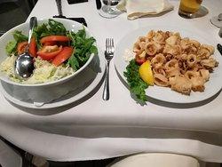 Dinner in Riva