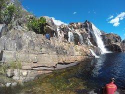 Carioquinhas Falls