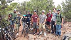 High Adventure, Mountain Biking Day