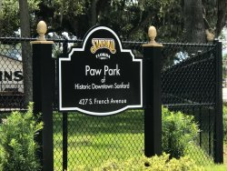 Paw Park of Historic Sanford