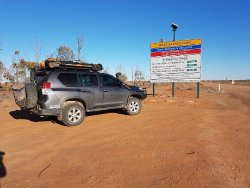 Icons of the outback
