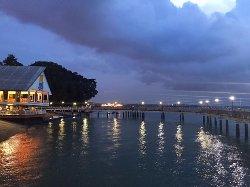Changi Beach Boardwalk