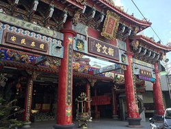 Henwen Temple