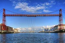 Puente Colgante Vizcaya